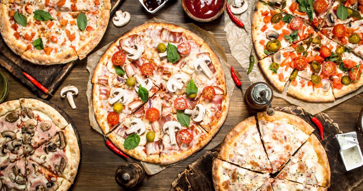 TOP GAM : précisions sur le four à pizza électrique GAM M6G TOP large